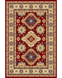 Marakesh 1267 Red Ivory