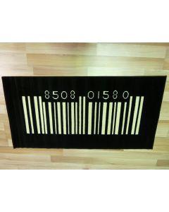 Allure Barcodes Grey 43538