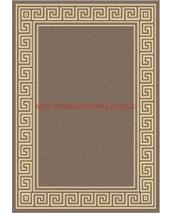 Sisal Weave Brown Natural 20720