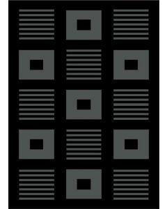 Allure 43493 Black & Grey