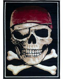 Allure 43539 Bordeaux Pirate