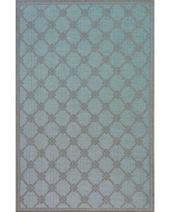 Monaco 85 Grey/Turquoise