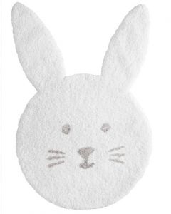 Hoppi Rabbit Ears White