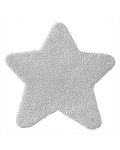 Hoppi Star Silver Grey