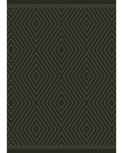 Twine 39185/96 Black Grey
