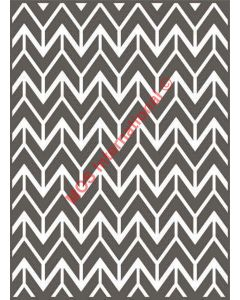 Studio 434041 Grey/White Arrow