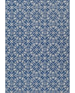 Amazon Blue Trellis