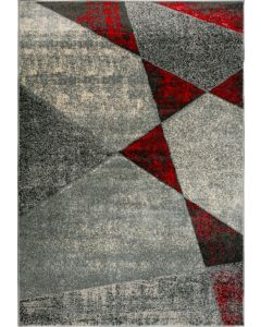 Iconic 09468 Grey Red A
