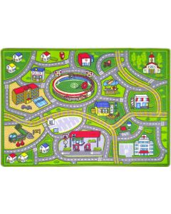 Playmat Aussie Footy