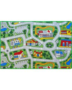 Playmat Suburb